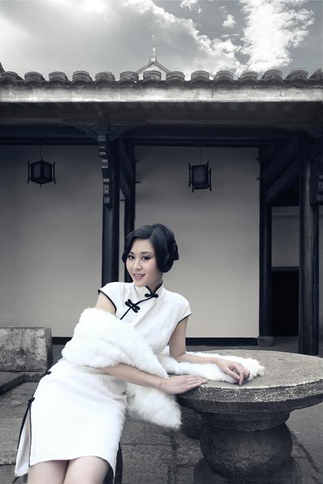 新中式婚纱摄影:大宅门