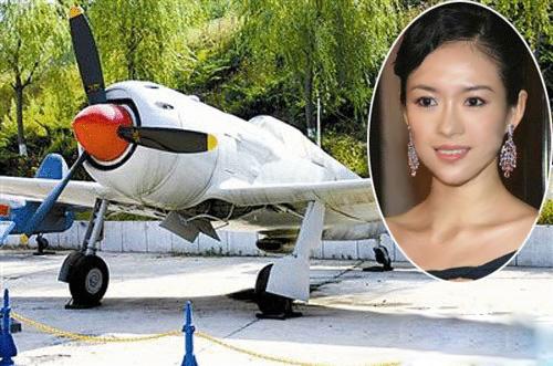 盘点拥有私人飞机的国内女明星