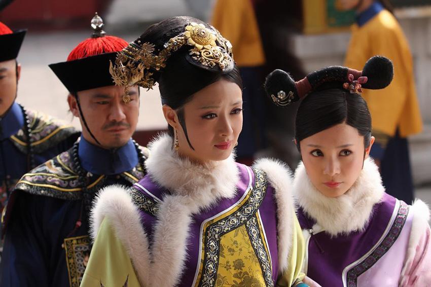 《后宫甄嬛传》全集开播 华妃造型惊艳 - 倾城网