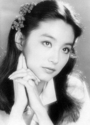 林青霞,曾被誉为东南亚第一美女,70年代台湾的琼瑶女郎,后至图片