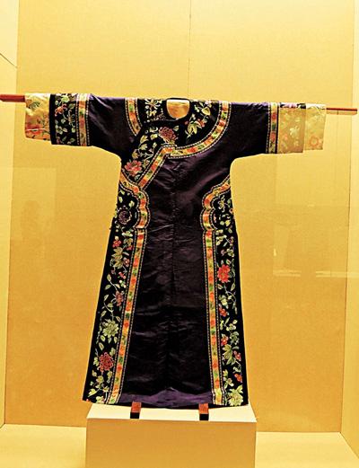 旗装雅韵 广东博物馆满清服饰展