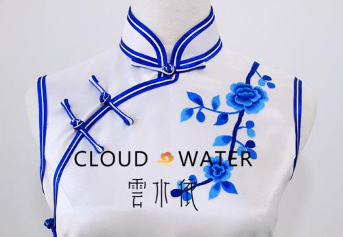 手绘等苏州工艺美术,丝绸艺术手法,将精湛的传统手工艺完美融入现代艺