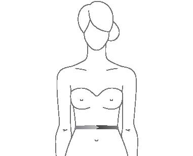 图解定制旗袍18个常用尺寸的量体方法