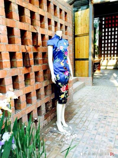 半生缘2015春夏新品发布 醉美西安半坡国际艺术区