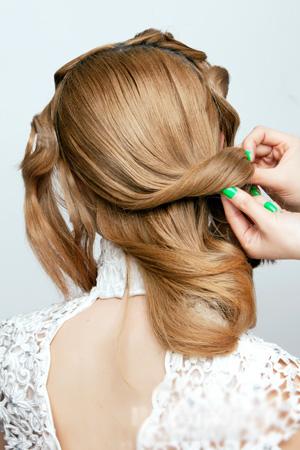 迷情上海滩 什么才是和旗袍最配的发型