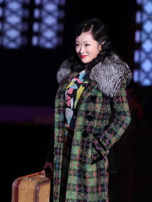 这个冬季,我们的旗袍要怎么搭?