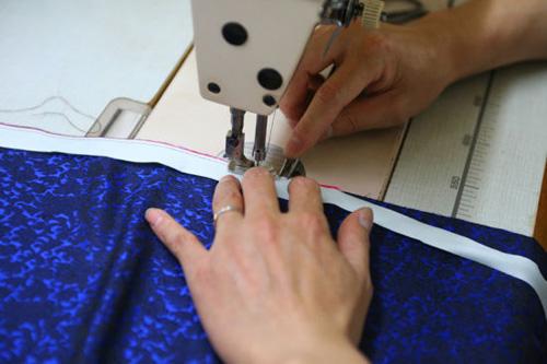 旗袍终结篇:旗袍制作工艺