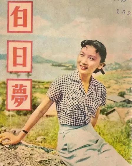 她是人间最美小龙女 被赞中国赫本