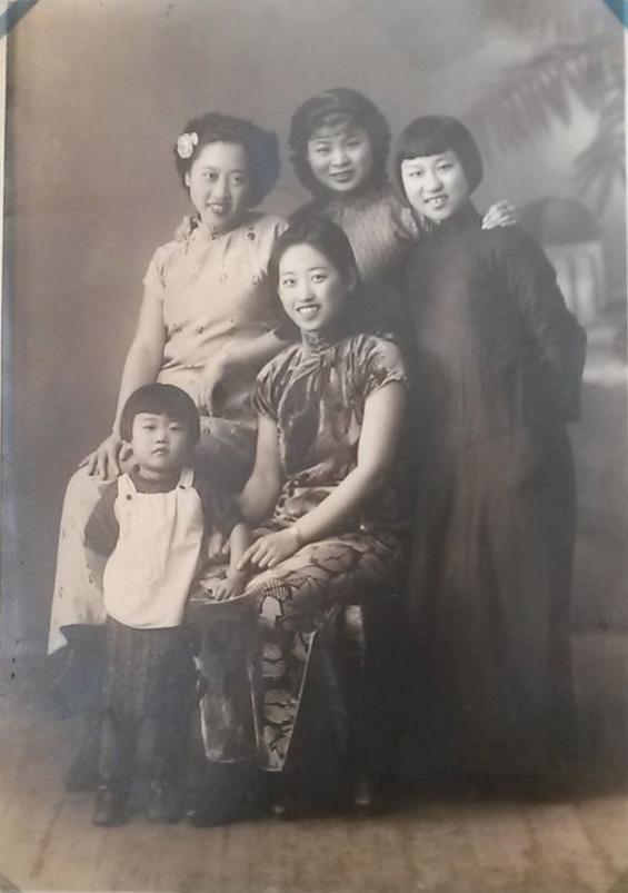 孙天来 | 外婆的老相册