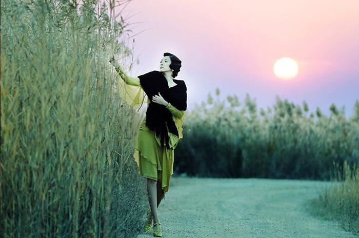 浮生若梦——章子怡的美与欲