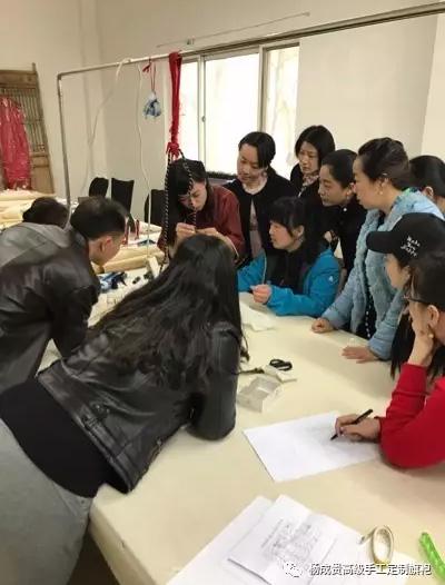 【传承/培训】杨氏旗袍制作培训暑期又开班啦!