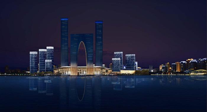 吴缝天衣入驻苏州地标性建筑苏州中心商场!