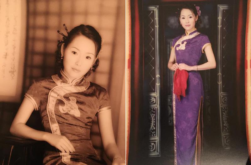 王双:我与旗袍