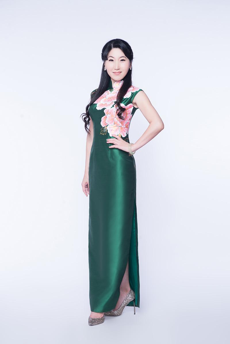 刘辉:我和旗袍的美丽约会