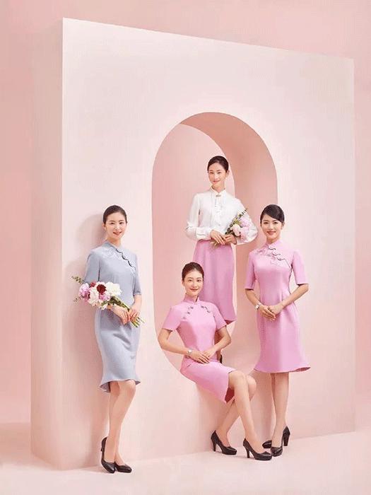 吉祥航空发布第二代全新中式制服,美炸!