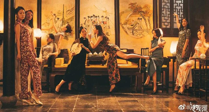 《人约黄昏后》独家专访   戏里戏外,旗袍文化可以更多元