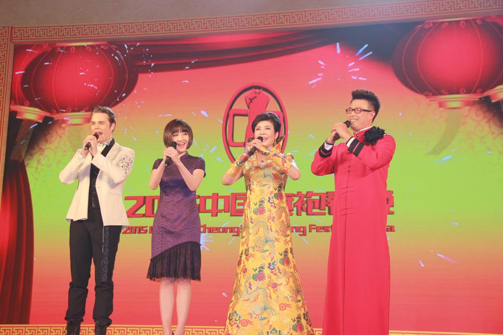 2021第七届中国旗袍春晚暨东方秀盛典正式开启筹备
