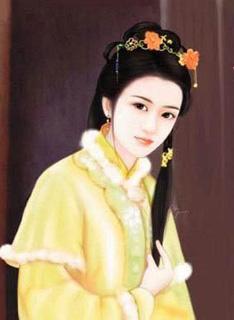 杜秋娘图片