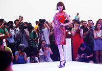 青岛完美女性旗袍时装秀