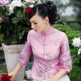 格格旗袍:古典时尚范儿