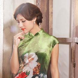格格旗袍:旗袍诱惑