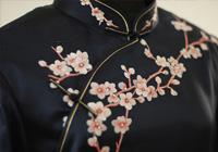 手工旗袍与机制旗袍的十…