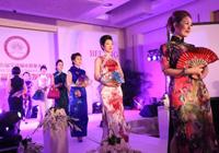 中国旗袍会首秀惊艳亮相