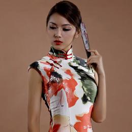 逸福新款复古时尚旗袍