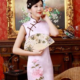 逸福时尚中国风旗袍