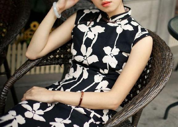 唐之语旗袍