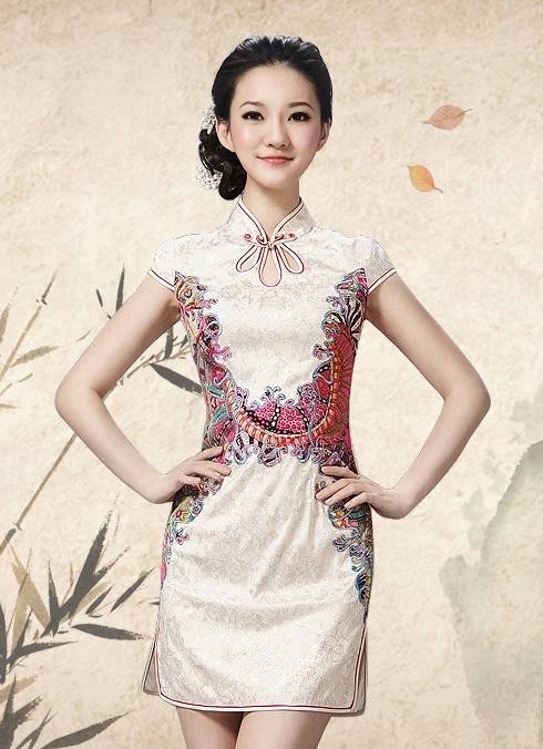 森格莉雅旗袍