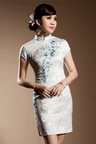 丝路嘉和旗袍