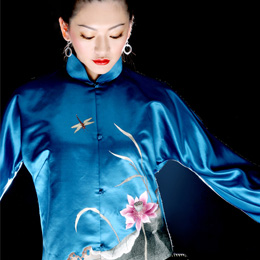 燕慕中式女装高级定制