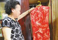 王宝斐:与旗袍为伴的大姐