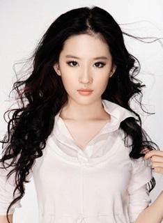 刘亦菲图片