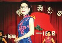 女神老了照样美 84岁蒙进霞穿旗袍走T台…