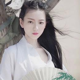 中国风摄影:美人吟