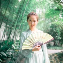 中国风摄影:<古风> 俏青衣