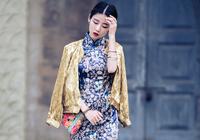 Ava演绎多样化的旗袍