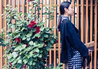 流苏旗袍表达中国风