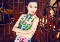 上海女人天生是应该穿旗袍的