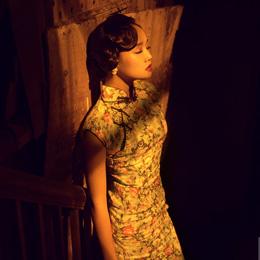 旗袍摄影:花样年华
