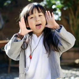 《芈月传》5岁萌娃刘楚恬化身汉服小萝莉