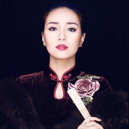 尹航旗袍写真  演绎端庄优雅