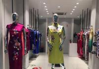 上海绣荷旗袍店