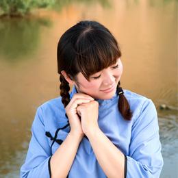 旗袍摄影:恰同学少年