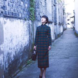 旗袍摄影 | 爱上文艺风