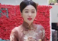 秦岚穿旗袍变身性感花魁,可谓是倾国倾城