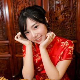 中国风新年好