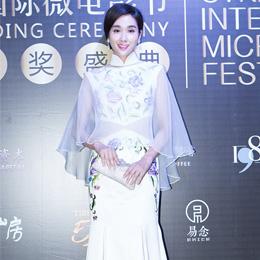 杨恭如早年出席活动,一袭旗袍现老牌港星范,最美亚姐无疑了!